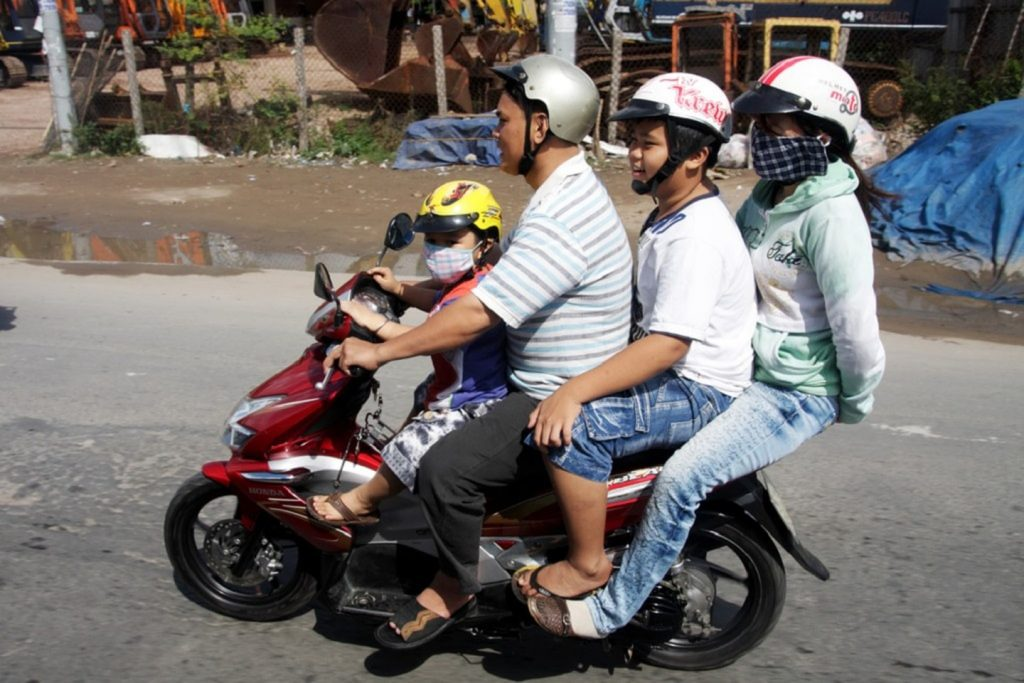 11 Hukum Lalu Lintas Vietnam Yang Harus Anda Ketahui
